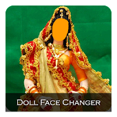 Doll Face Changer Photo Editor