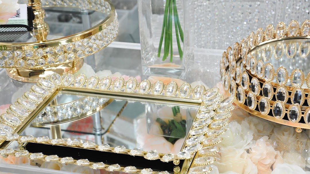 Canexcel Wedding Supplies Wholesaler In Mississauga For Glass