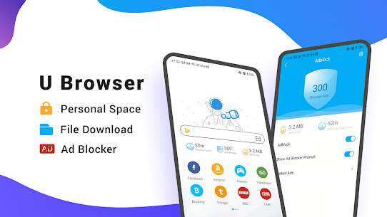 Web Browser-Free VPN,Video Download,Privacy Search 2.4.5 Mod APK Updated 1