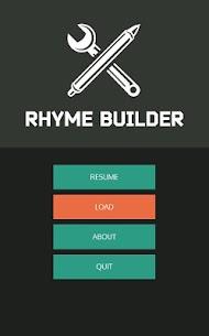 Rhyme Builder 1.27 Latest MOD APK 1