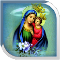 Jesus Mary Live Wallpaper icon