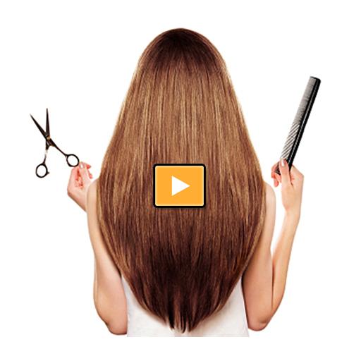 Hair Cutting Tutorial Videos Apps On Google Play