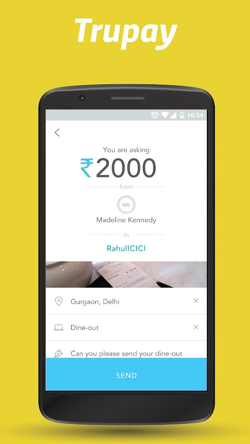 Trupay - UPI Payments & Money Transfer App- screenshot