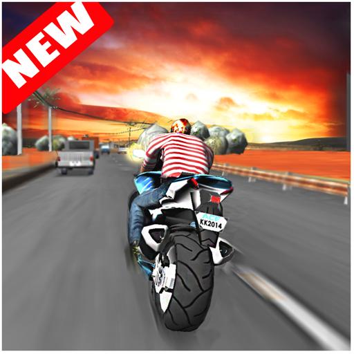 交通摩托车赛 賽車遊戲 App LOGO-硬是要APP