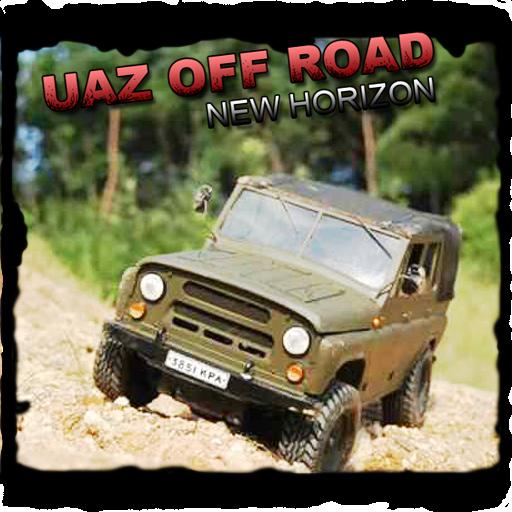 Uaz Off Road New Horizon (game)