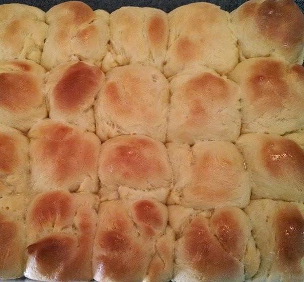 Buttery Bread Machine Rolls Recipe