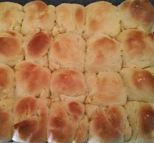 The Batch Of Rolls I Made For Easter This Year