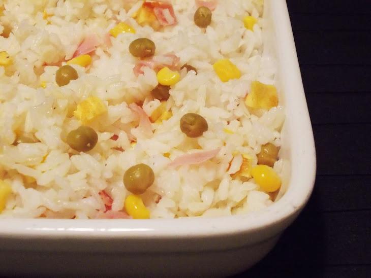 Chau-Chau rice