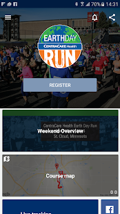 Earth Day Run- screenshot thumbnail