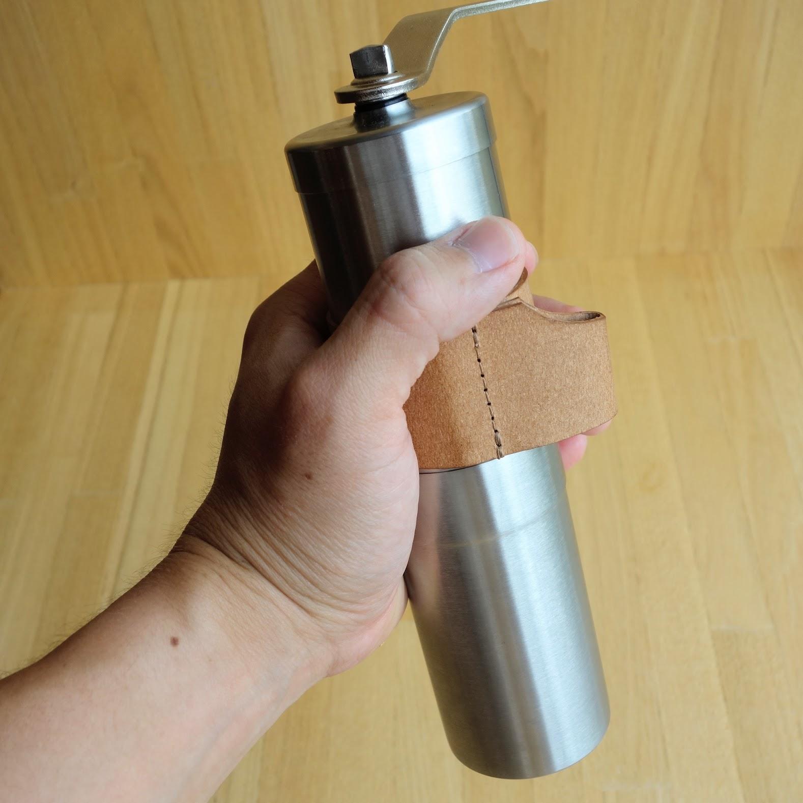 ポーレックス コーヒーミル2 ハンドルホルダー 持ちやすい