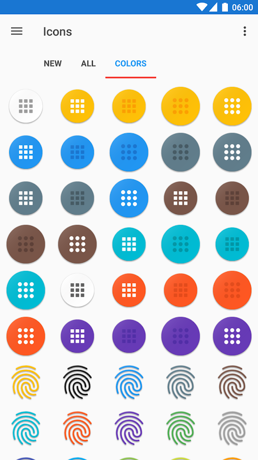 android lollipop app drawer icon 2