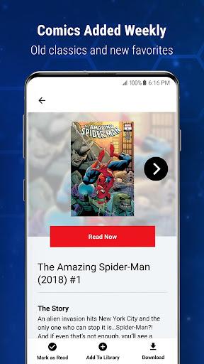 Marvel Unlimited 6.8.0 Screenshots 6