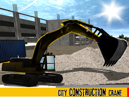 Sand Excavator Crane 1.1 screenshot 70017