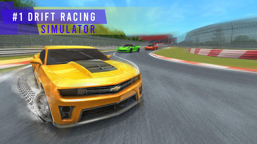 Code Triche Ultimate Car Drift Pro - Best Car Drifting Games APK MOD (Astuce) screenshots 1