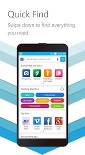 ZenUI Launcher - эффективное Screenshot