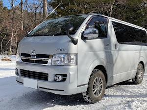 レジアスエースバン  KR-KDH205Vのタイヤのカスタム事例画像 徳川埋蔵金さんの2019年01月13日17:58の投稿