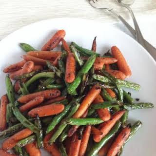 Sauteed Veggies Vegan Gluten Free Soy Free.