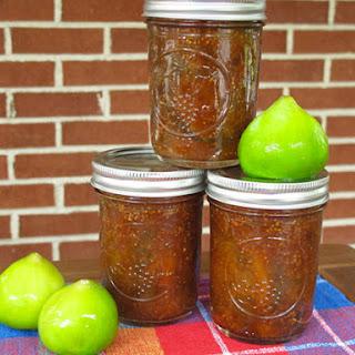 Slow Cooker Fig Preserves.