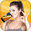 iBeer Drink Prank : Drink Now! icon