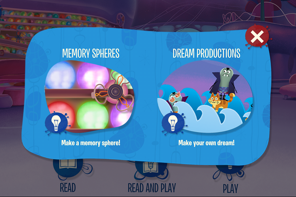 Inside Out Storybook Deluxe- screenshot