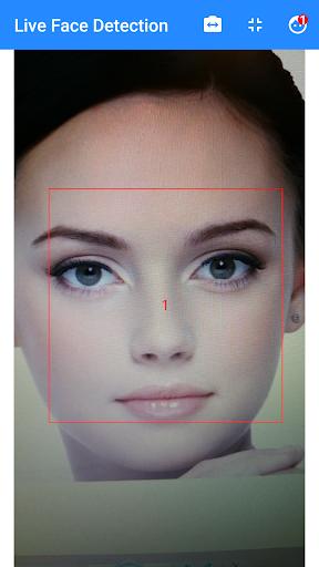 Live Face Detection
