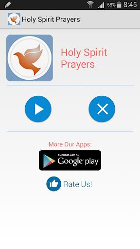 Holy Spirit Prayers