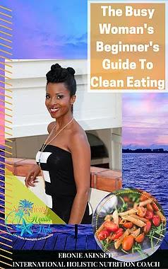 Coach Ebonie- Lifestyle Coach- Career Coach- Clean Eating