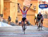 Ulissi vond het toch niet makkelijk om Sagan te vloeren en de tweede Girorit te winnen