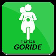 Daftar Driver Go Ride Bike Gojek Guide APK for Bluestacks