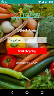 EZTrollley Online Grocery shop- screenshot thumbnail