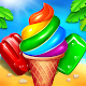 Ice Cream Paradise - Match 3 Puzzle Adventure