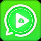 Status Downloader Free - Save Images & Videos icon