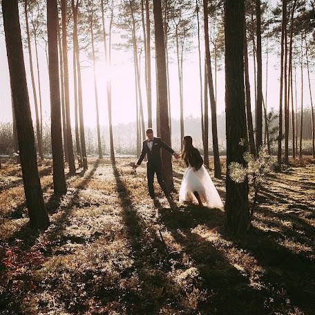 Wedding photographer Krzysztofa Kowerczuk (kr-foto). Photo of 19.02.2018