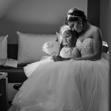 Wedding photographer Tomek Aniuksztys (aniuksztys). Photo of 11.02.2018