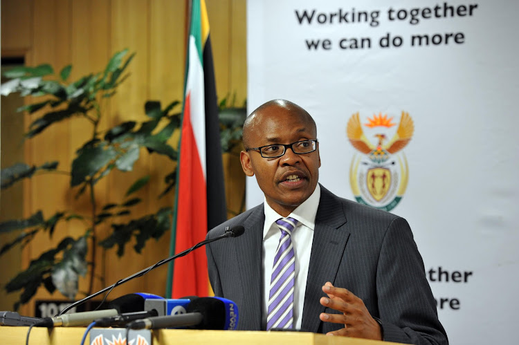 Jimmy Manyi. Picture: GCIS