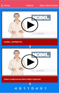 NOBELIMPRENTA- screenshot thumbnail