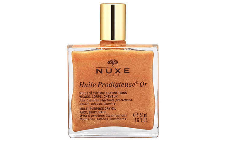 Nuxe Huile Prodigieuse Or Multi-purpose Shimmering Dry Oil