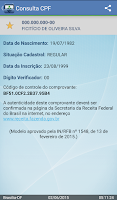 Screenshot of Pessoa Física