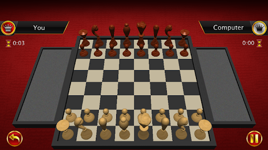 3D Chess Screenshot