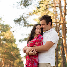 Wedding photographer Natali Nikitina (natalienikitina). Photo of 28.10.2018