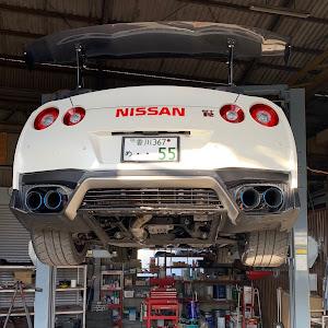 NISSAN GT-R R35 のカスタム事例画像 たこまるさんの2019年03月16日17:08の投稿