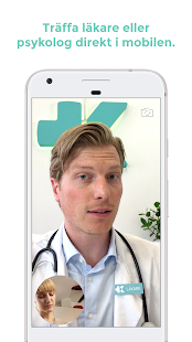 KRY - Läkarbesök i mobilen - náhled