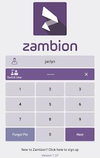 Zambion - náhled