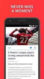 Yahoo Sport: Football & More- screenshot thumbnail