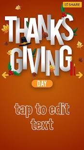 Thanksgiving Invitation Maker - Create Invitations - náhled