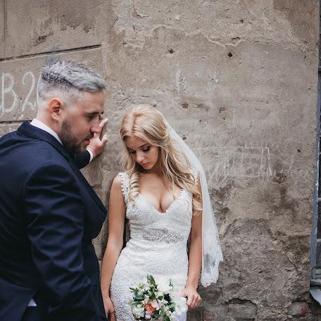 Wedding photographer Viktoriya Kolesnik (viktoriika). Photo of 31.10.2017