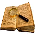 Sanskrit-English Dictionary Icon