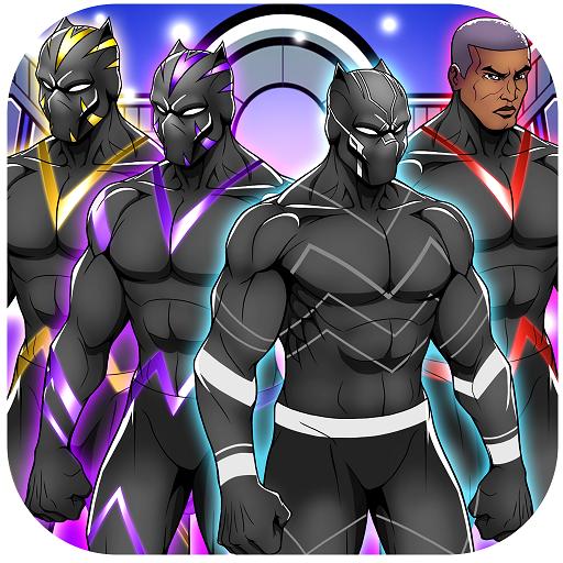 Black Panther Man Avenger Creator