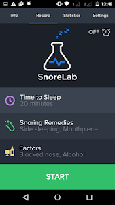 SnoreLab : Record Your Snoring v1.0.15 (Premium)