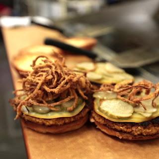 Butterbean Burger